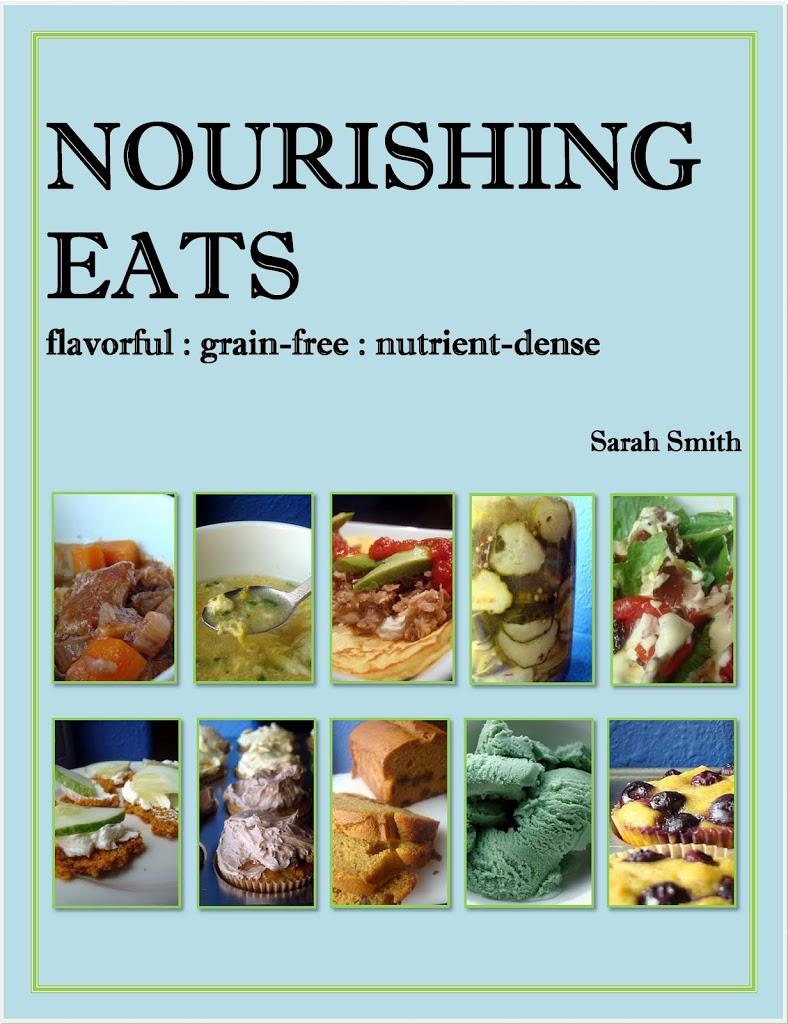 Grain-Free Cookbook Giveaway! - WoolyMossRoots