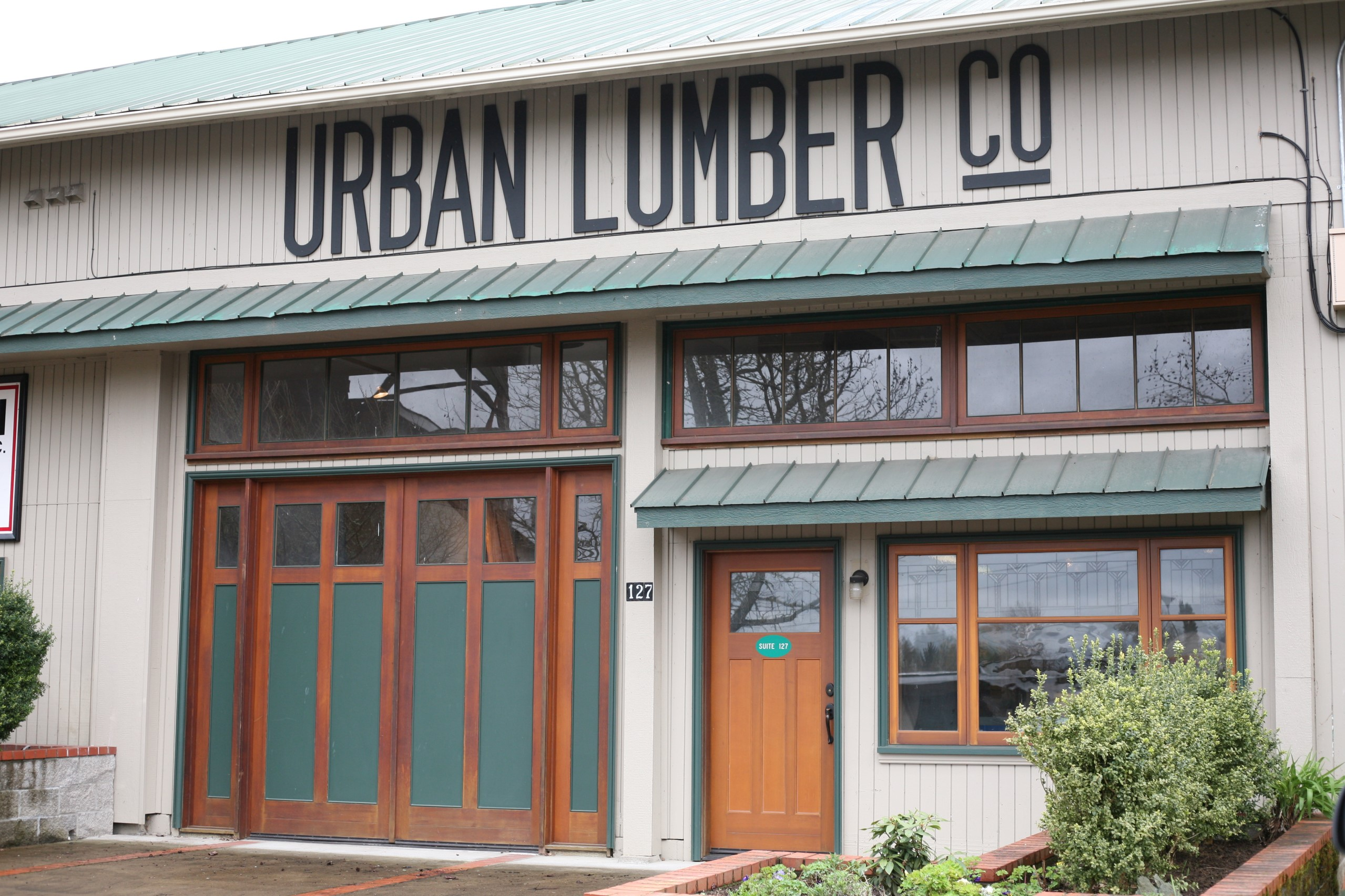 We Had The Pleasure Of Seeing The Urban Lumber Companyu0027s New Location In  Springfield, Oregon The Other Day. I Oohed And Ahhed Over All The Gorgeous  ...