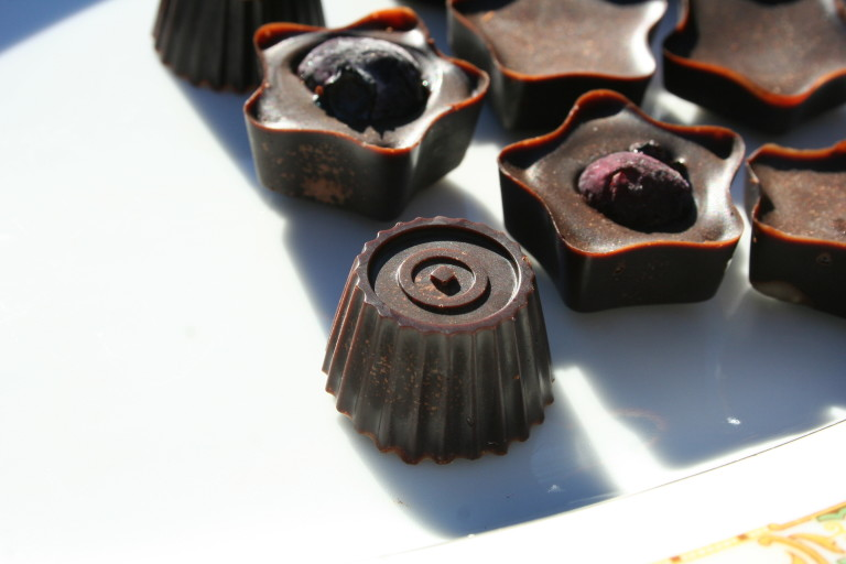 Coconut Oil Cordyceps Candies