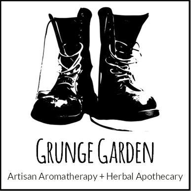 Grunge Garden Logo2